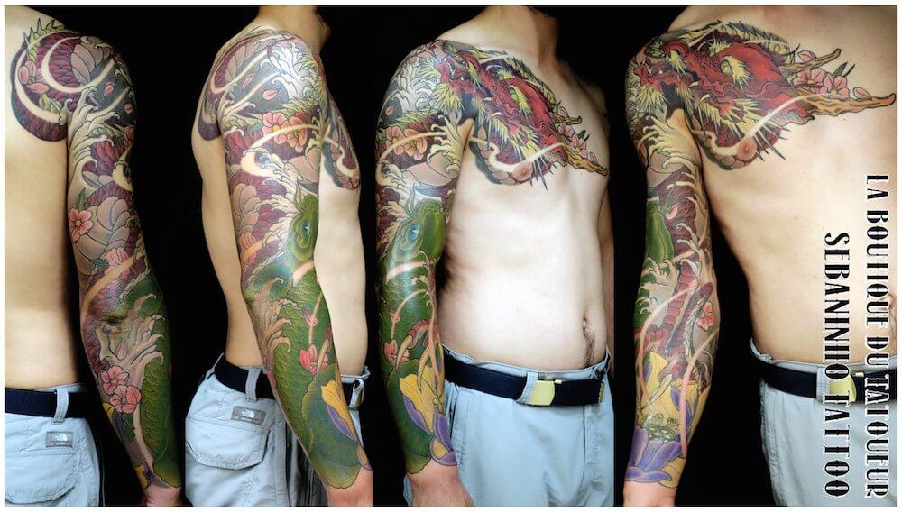 Sebaninho Tattoo Inkin