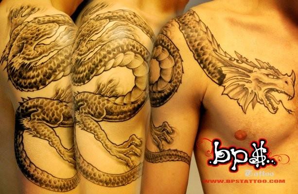 Bps Tattoo Inkin