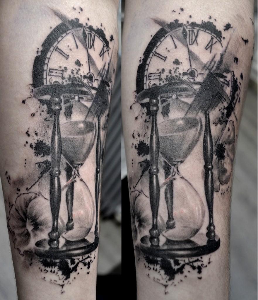 Tatouage Dieux Grec Par Stephane Bueno De Black Corner Tattoo