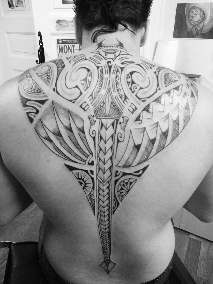Manava Tattoo Inkin