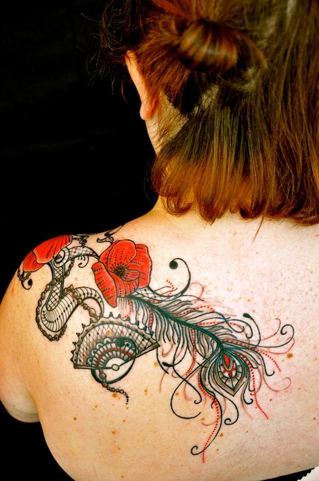 Mam Zelle Iza Tattoo Inkin