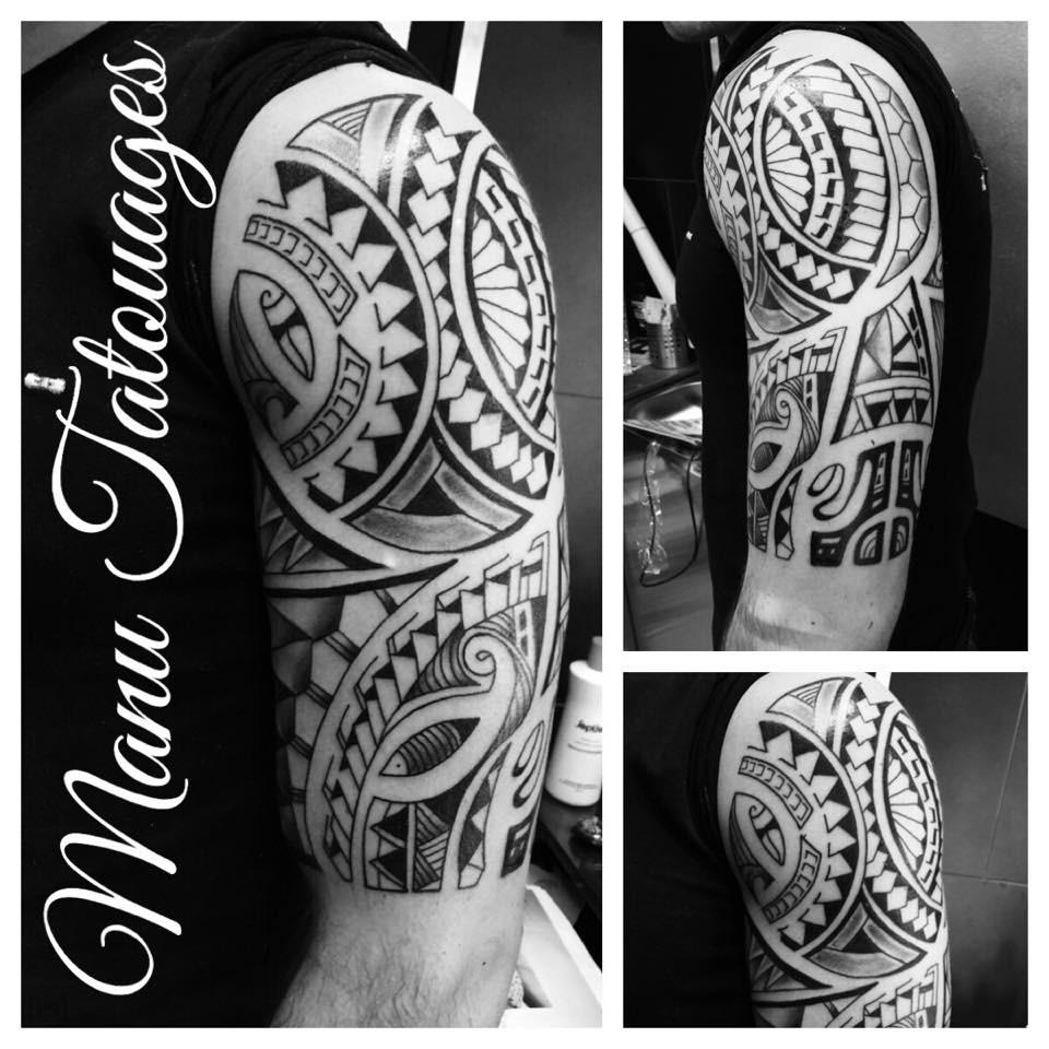 Plus beau tatouage polynesien galerie tatouage - Tatouage cerf signification ...