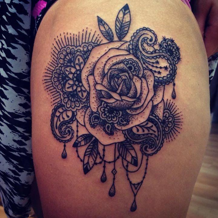 Salon De Tatouage De Sour Sweet Tattoo A Strasbourg Inkin