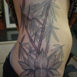 inkin - tatouage bambou sur cotes - celtic art tattoo.jpg