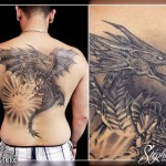 inKin-tatouage-dragon-dos-FEELING TATTOO.jpg