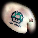 inkin - tatouage mario bross sur l'épaule - Medusa.jpg