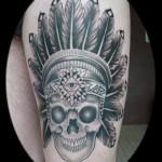 inkin-tatouage-crane-indien-cuisse-ECLECTIK TATTOO-ANGERS-generaliste.jpg