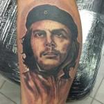 inkin - tatouage che guevara sur le bras - l'ink 13 tattoo.jpg