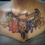 inkin - tatouage buffle sur le torse - l'art dans la peau.jpg