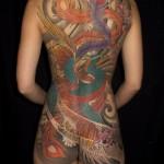 inkin - tatouage japonais dans le dos - Tin TIn.jpg