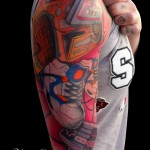 inkin - tatouage street sur le bras - Seven 8 tattoo.jpg