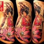 inkin - tatouage geisha sur cotes - blossom tattoo.jpg