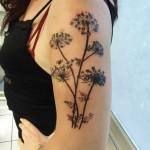 inkin - tatouage pissenlit sur bras - alin'k tattoo.jpg