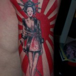 inkin - tatouage geisha sur bras - black mirror tattoo.jpg