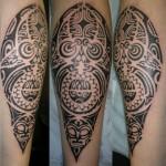 inkin - tatouage maori sur l'épaule - Atelier No1.jpg