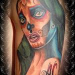 inkin - tatouage santa muerte sur les cuisses - notche.jpg
