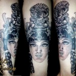 inkin - tatouage portrait sur l'avant bras - kustom tattoo.jpg