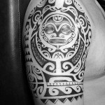 inkin - tatouage maori sur épaule - crazy gang.jpg