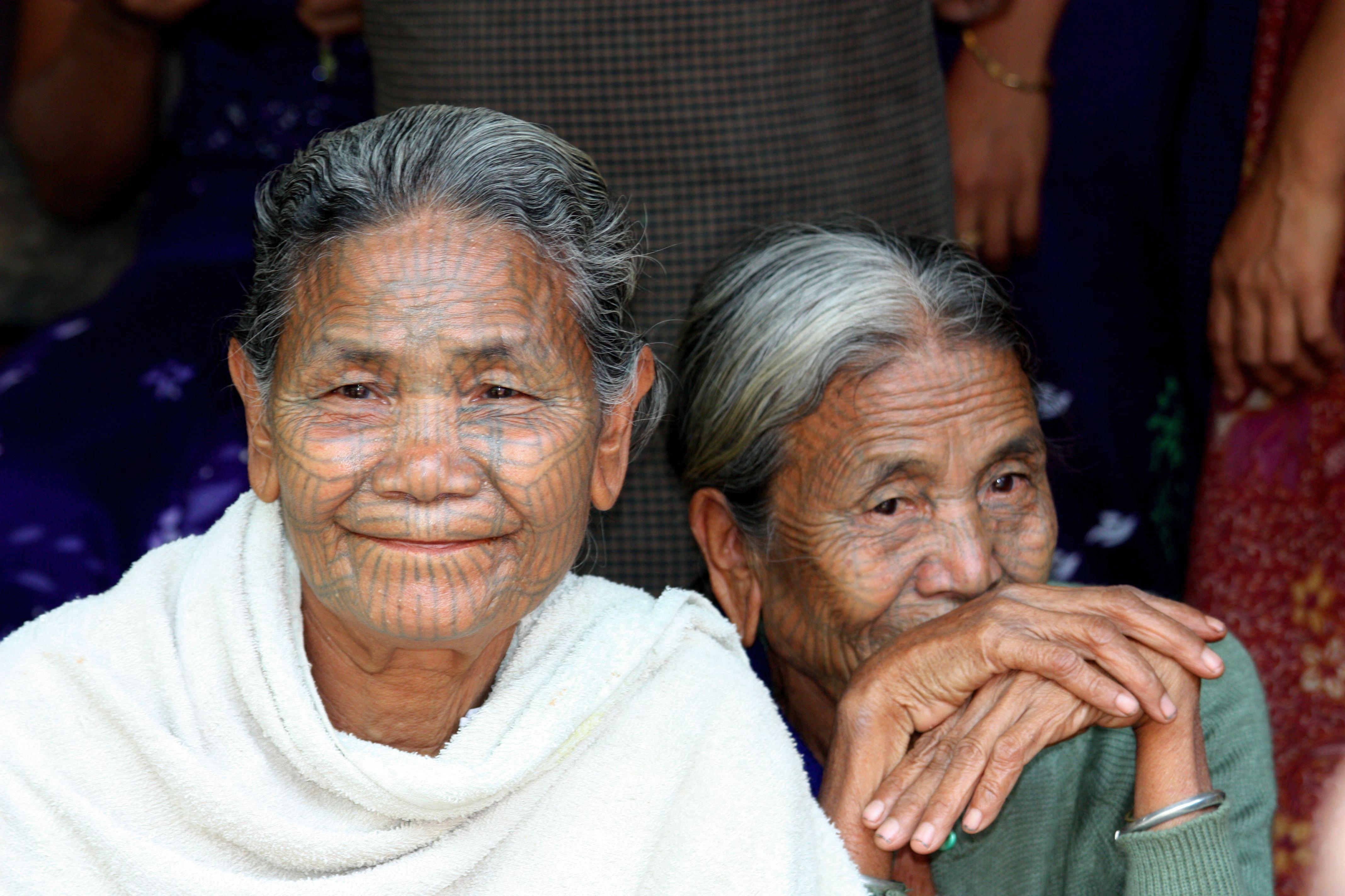Les Emplacements De Tatouage Qui Vieillissent Bien Inkin