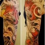 style de tatouage asiatique5