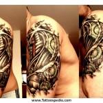 style de tatouage biomeca2