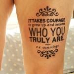 style de tatouage calligraphy3