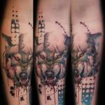 style de tatouage freehand4