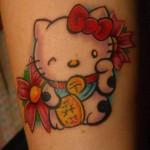 style de tatouage manga 1