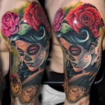 style de tatouage mexicain1