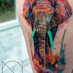style de tatouage peinture 1