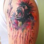 style de tatouage peinture 3