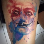 style de tatouage peinture 5