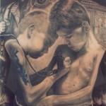 style de tatouage realisme 1