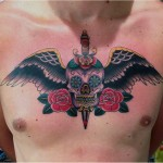 style de tatouage traditionnel us 5