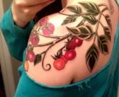 Sélection de tatouages bons pour la santé !