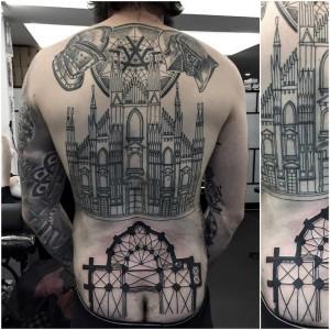 MxM tatouage inkin