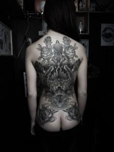 bouzille deluxe tatouage inkin