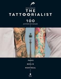 idée cadeau - Livre the tattoorialist