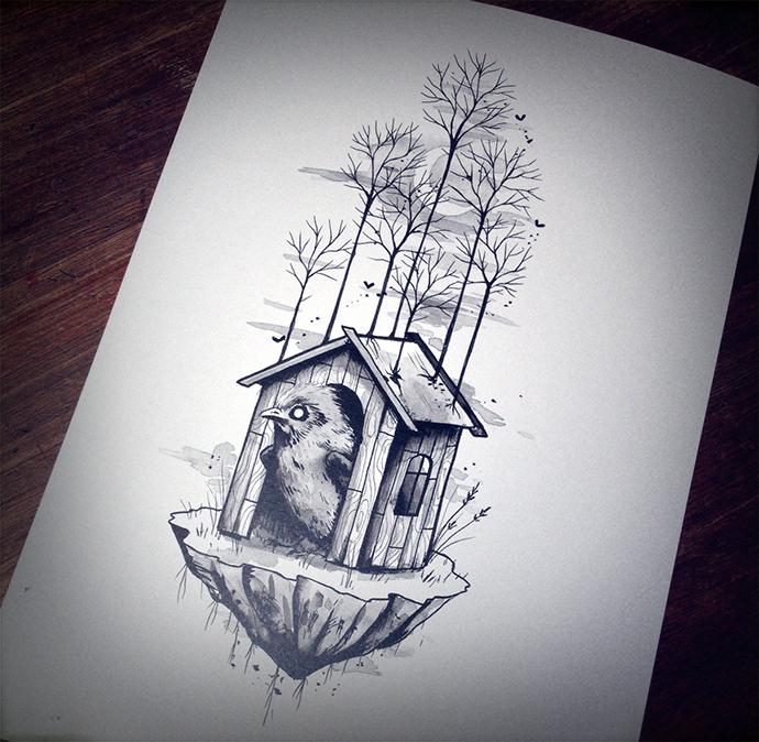 20 id es cadeaux pour les passionn s de tatouages inkin. Black Bedroom Furniture Sets. Home Design Ideas