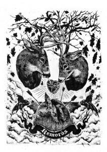idée cadeau - poster graphique tatouage