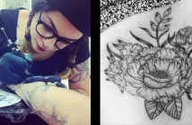 inkin - chimaera tatouage