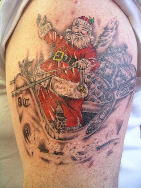 inkin - selection tatouages de noel (10)