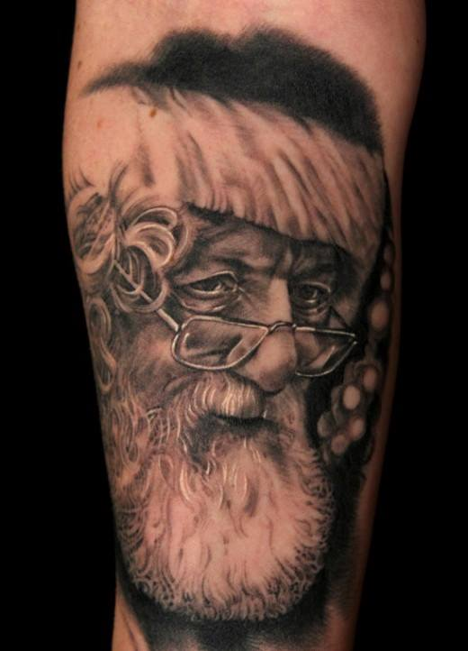 inkin - selection tatouages de noel (13)