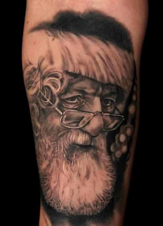 inkin - selection tatouages de noel (13)