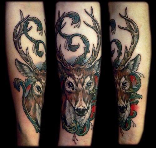 inkin - selection tatouages de noel (16)