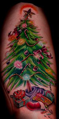 inkin - selection tatouages de noel (6)