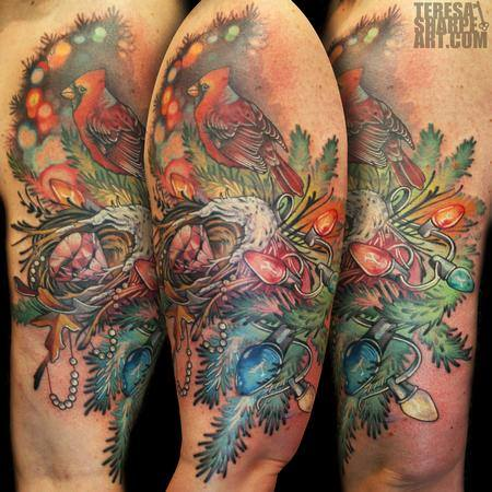 inkin - selection tatouages de noel (8)