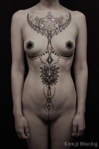 kenji alucky tatouage inkin