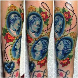 megan massacre tatouage inkin