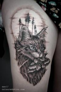 san coloured skins tatouage inkin